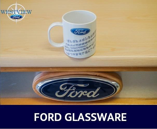 Ford Glassware