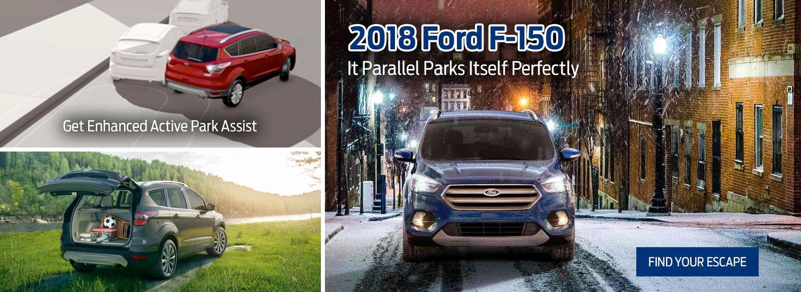 2018 Escape Westview Ford Courtenay Comox Valley
