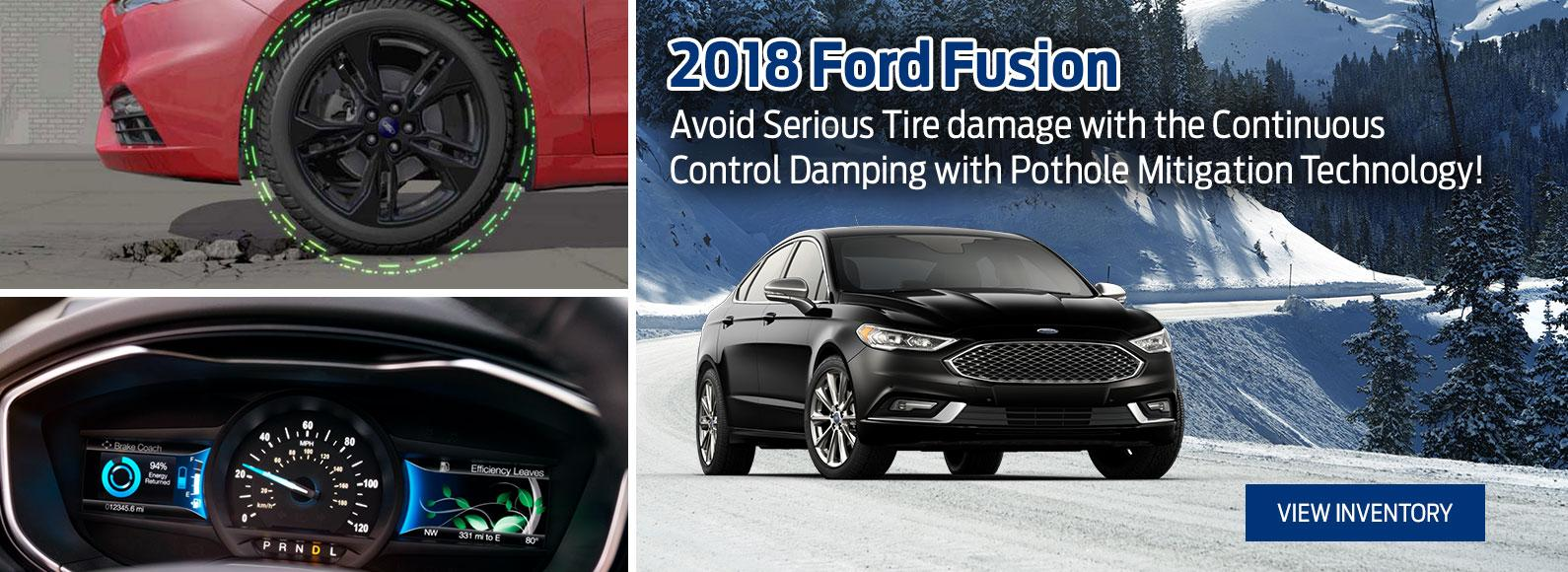 2018 Fusion at Westview Ford Courtenay