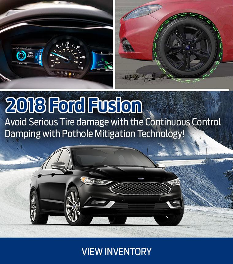 2018 Fusion Westview Ford Courtenay Comox Valley
