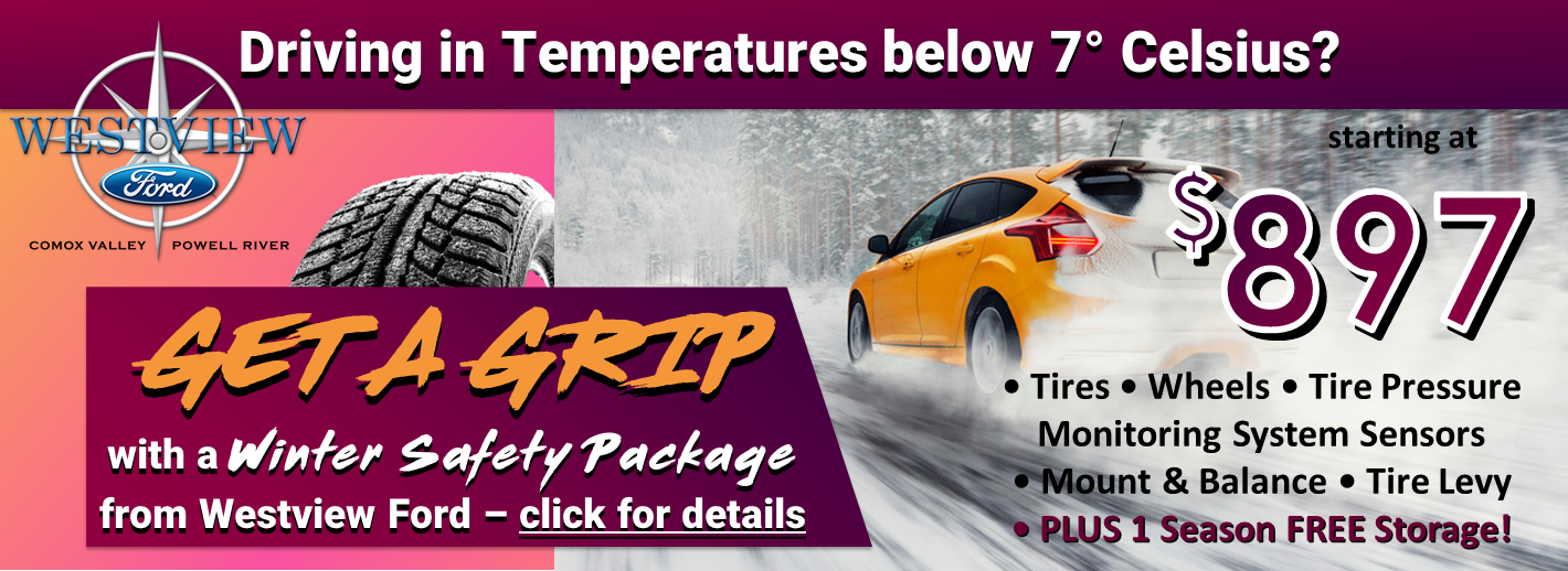 Winter Safety Packages at Westview Ford