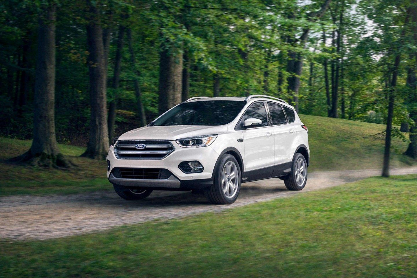 2019 Ford Escape | Taylor Ford Amherst