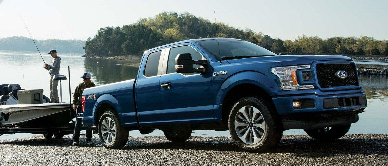 2018 FORD F-150: LOTS OF PLAYERS. ONE GAME CHANGER.