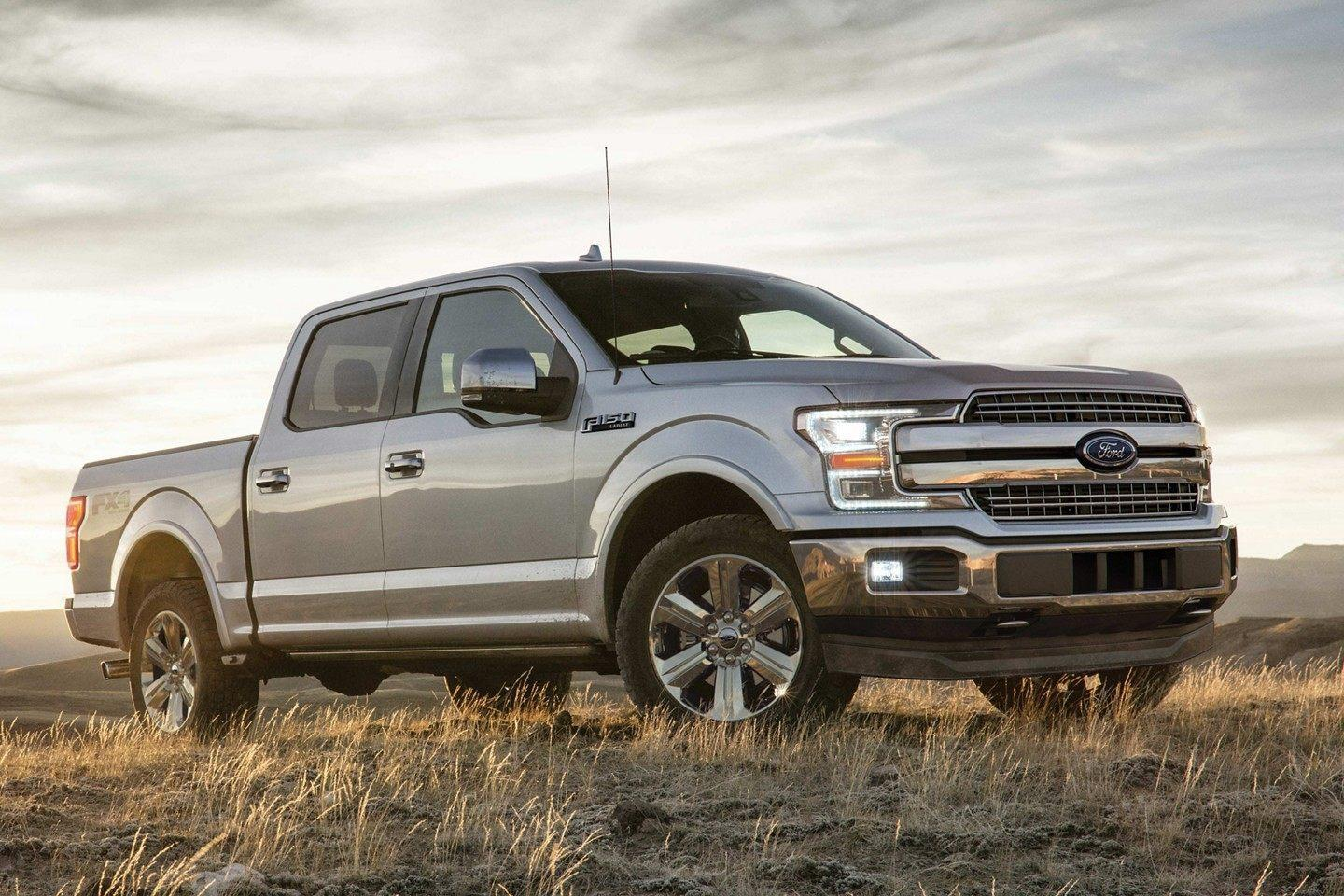 2018 Ford F-150: BUILT FORD TOUGH