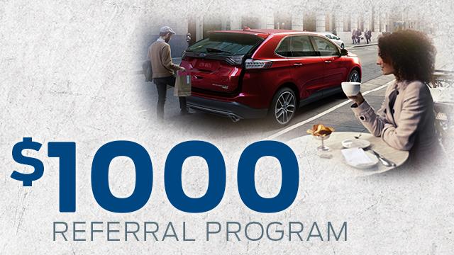Jacobson Ford Referral Program