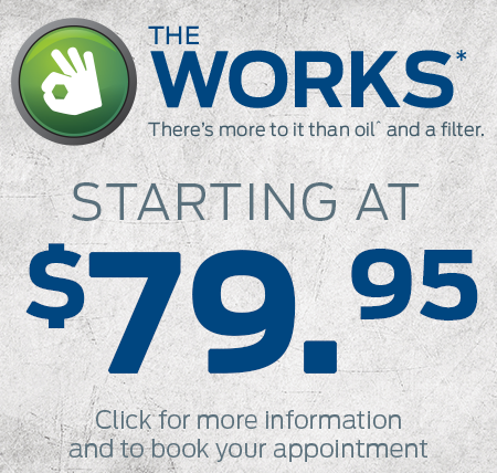 The Works $79.95