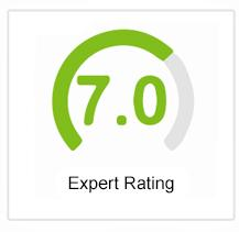7.0 Expert rating