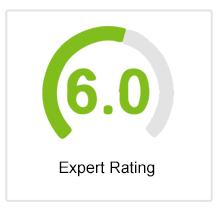 6.0 Expert Rating
