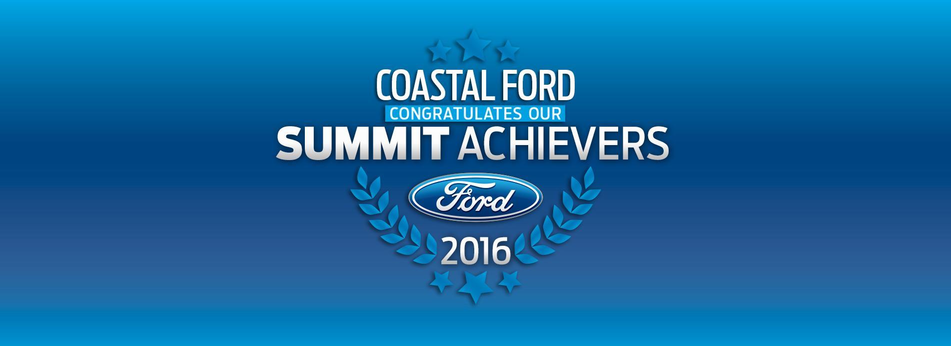 2016 Summit Achiever