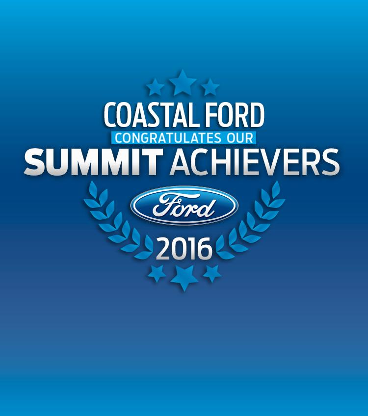 2016 Summit Achiever