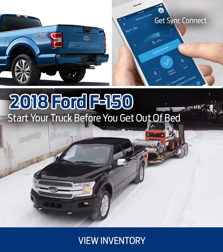 2018 F-150 Coastal Ford Burnaby