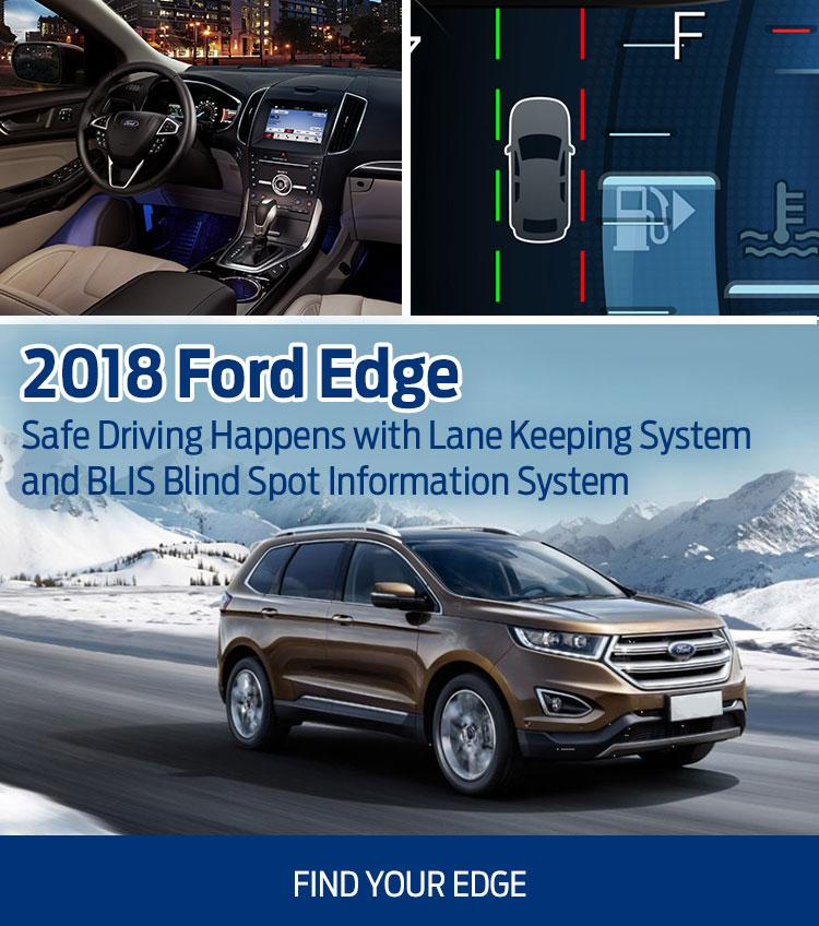 2018 Edge Coastal Ford Burnaby