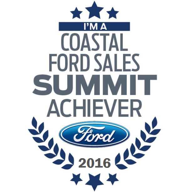 Coastal Ford Summit Achiever 2016