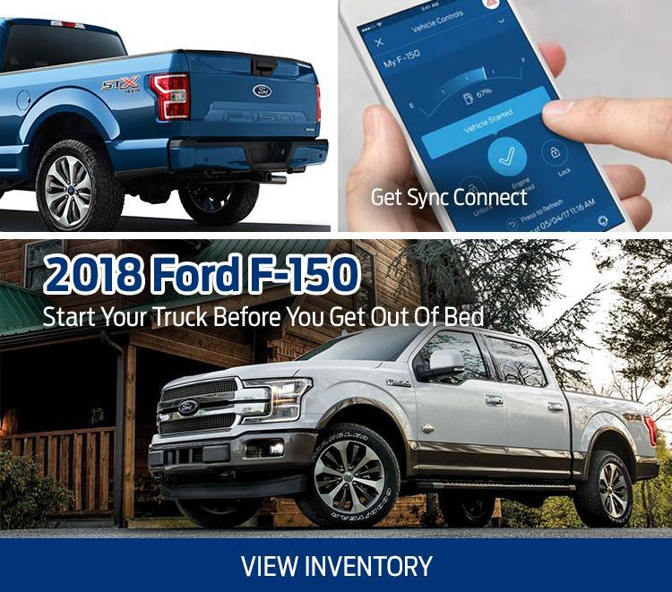 2018 F-150 Dearborn Ford Kamloops