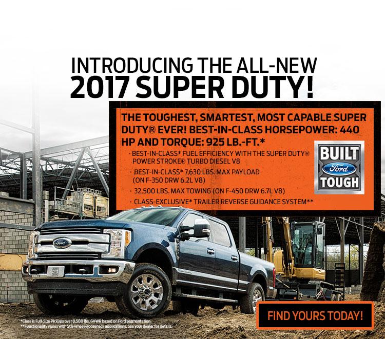 2017 Super Duty at Dearborn Motors in Kamloops BC
