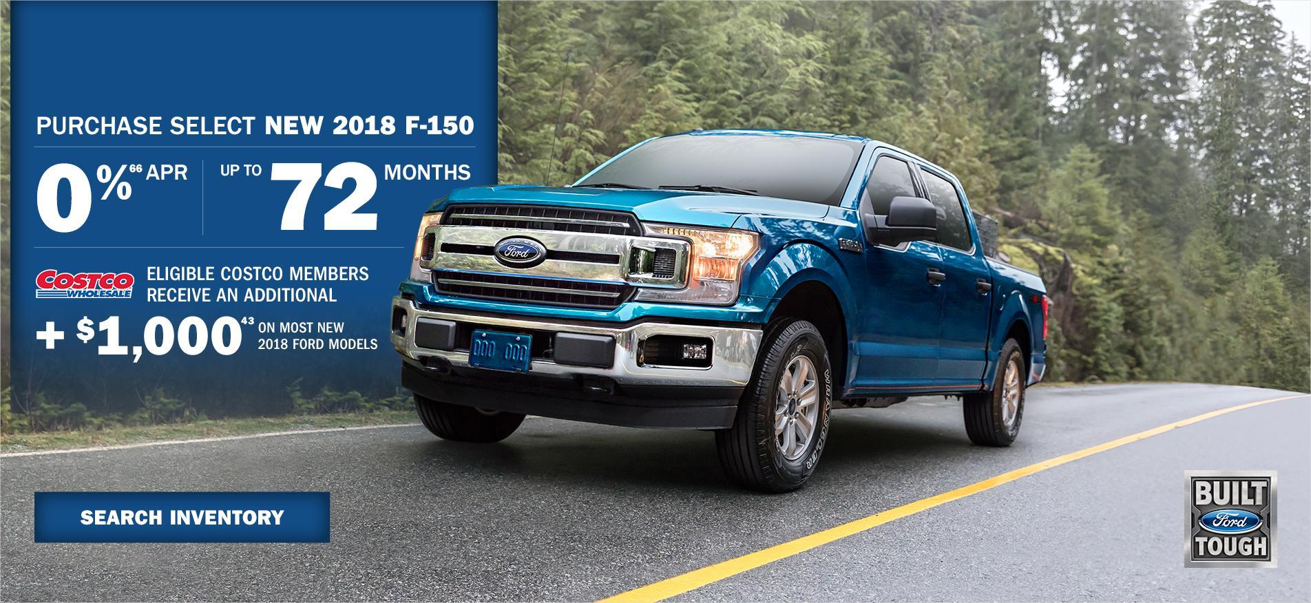 2018 F-150 - Discovery Ford Burlington