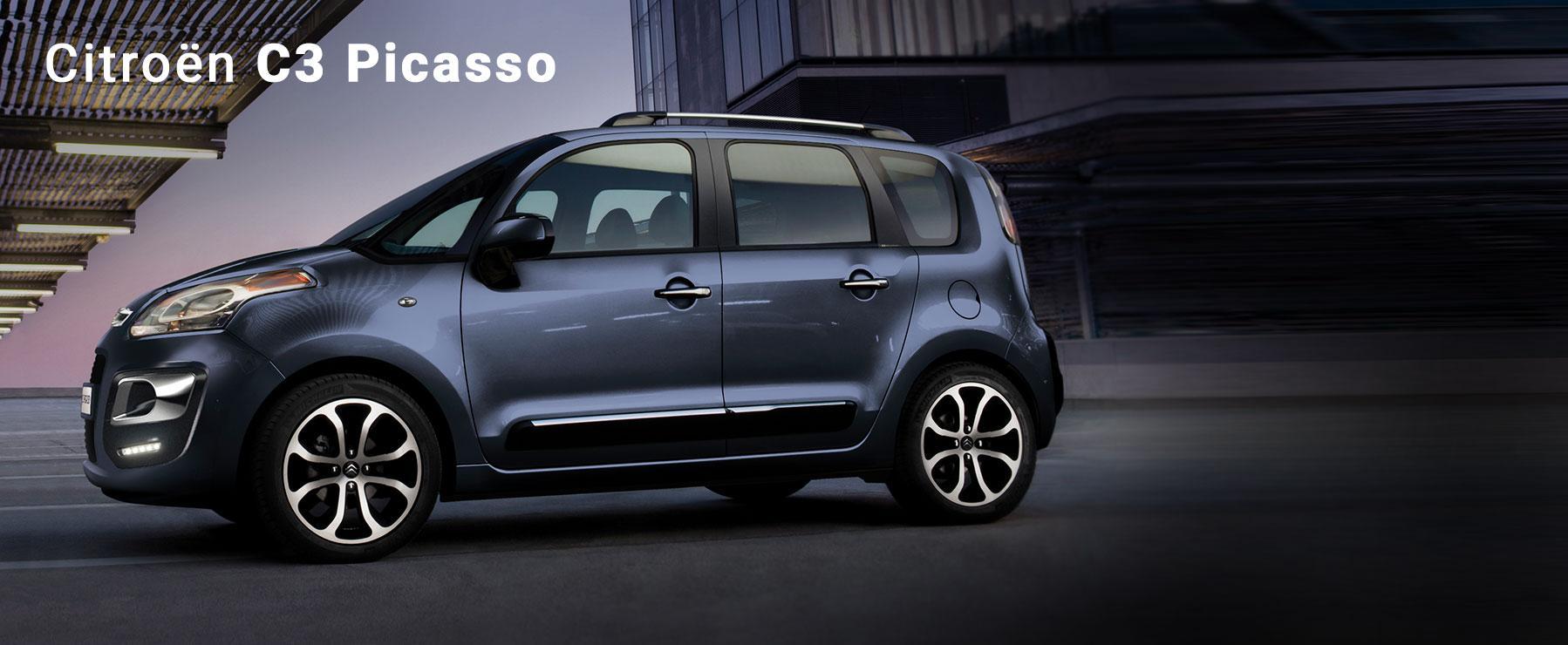 C3 Picasso SUV