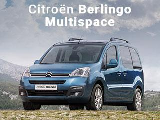 Berlingo Multispace