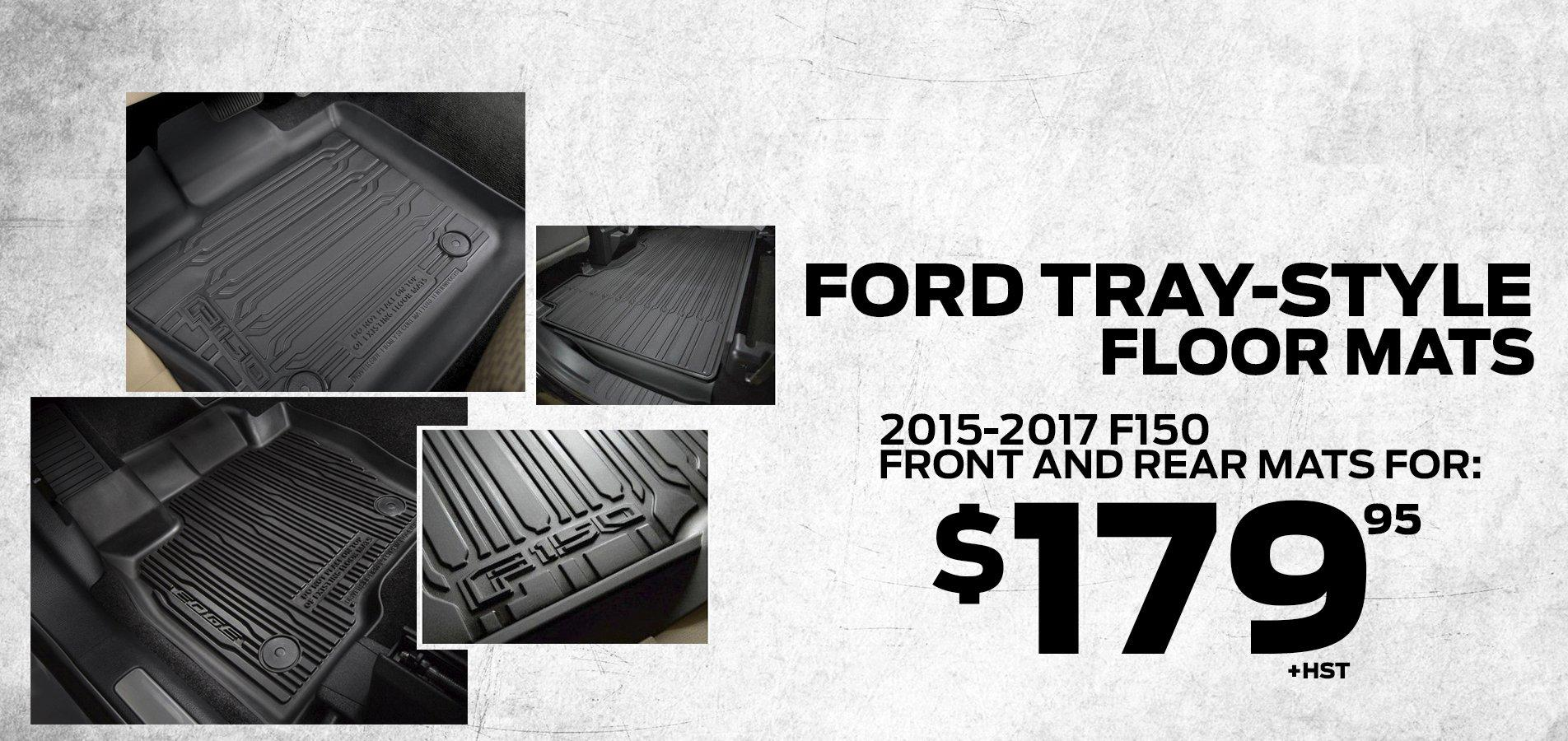 Ford Tray