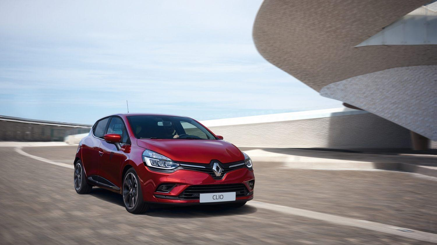 Is a Renault Clio a good first car for new drivers?