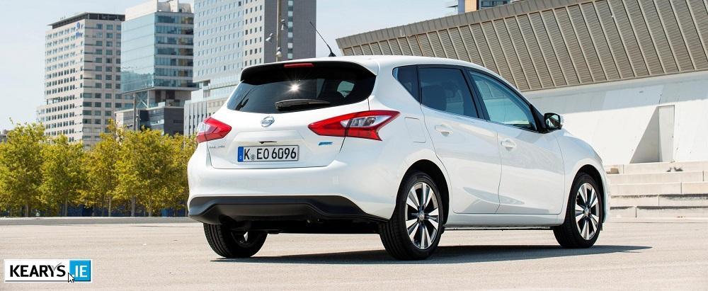 Nissan Pulsar Has Arrived At Kearys
