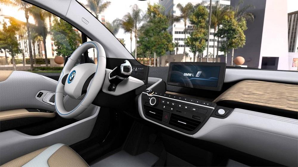 The BMW i3 arrives at Kearys BMW