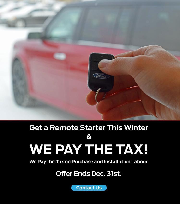 Remote Start