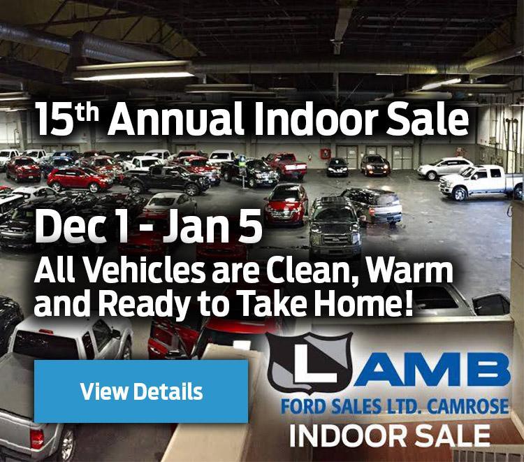 Indoor sale