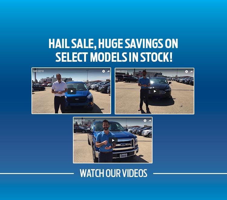 Hail Sales Videos