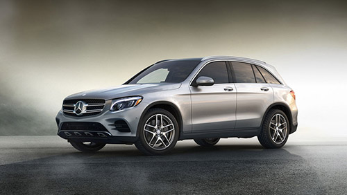 2016 Mercedes-Benz GLC SUV