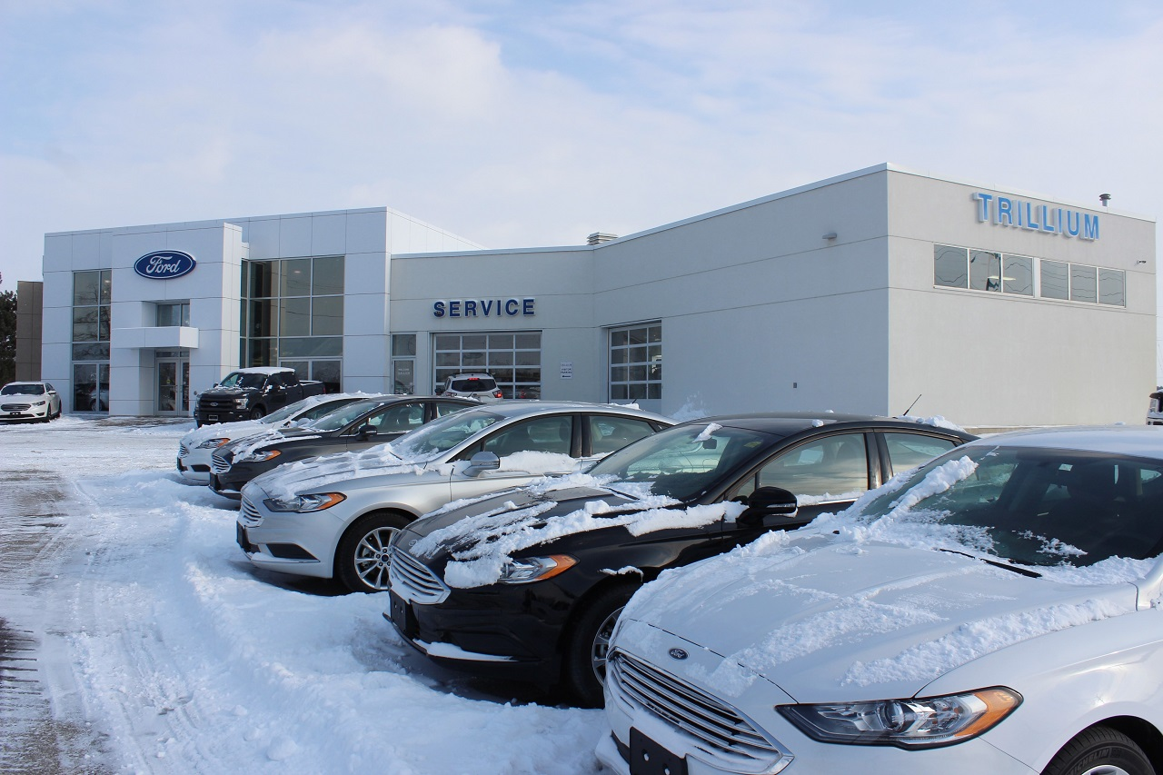 Dealerships serving allison and shelburne ford dealers Lincoln motor company canada