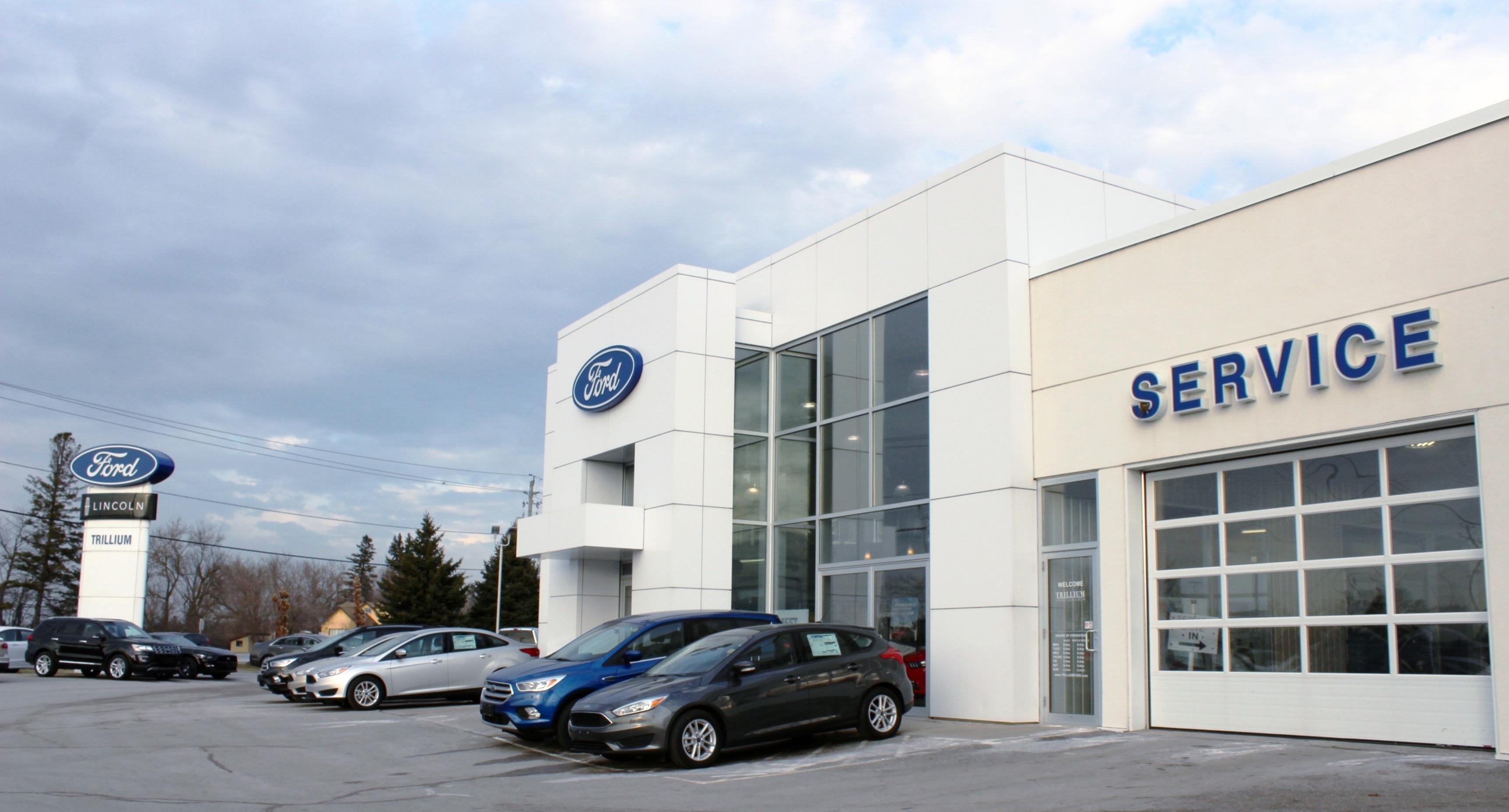 Trillium Ford - Alliston Dealership
