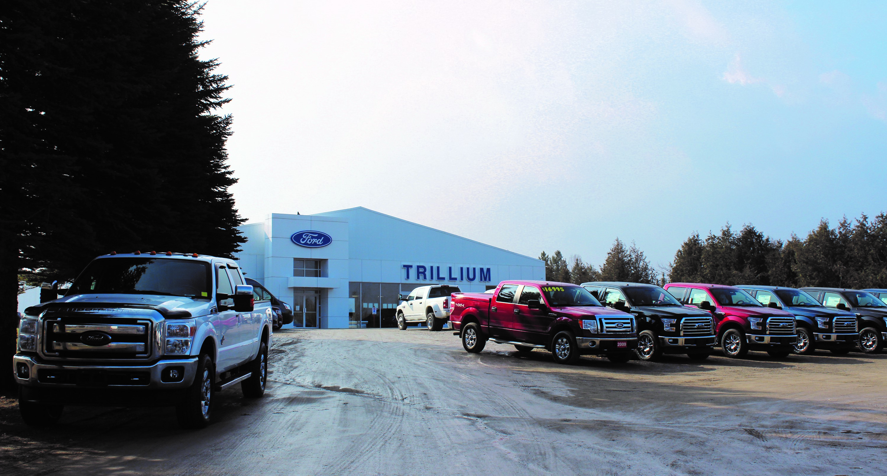 Trillium Ford - Shelburne Dealership