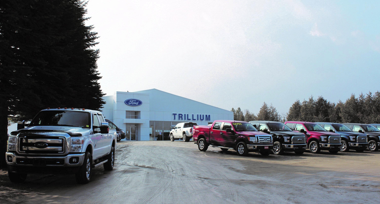 Trillium Ford - Shelburne Dealership