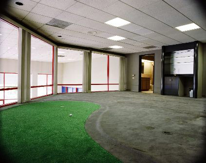 ADDITIONAL INFO: 2 Story Building, Former Toyota Dealership, Putting Green  In Executive Office.