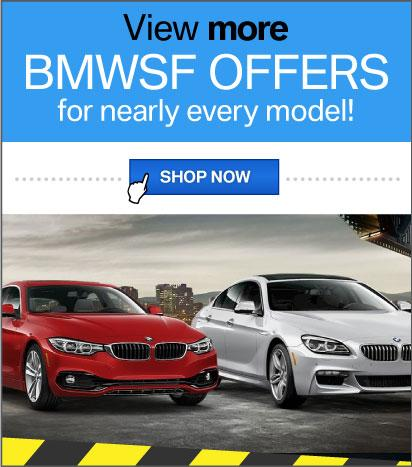 All BMW Offers San Francisco Bay Area