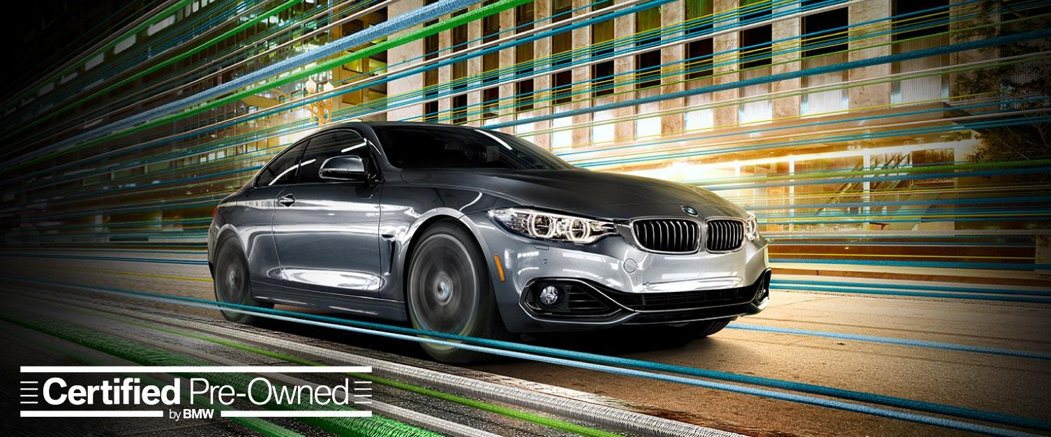 Certified Pre-Owned BMW