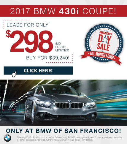 4 Series Lease Offer