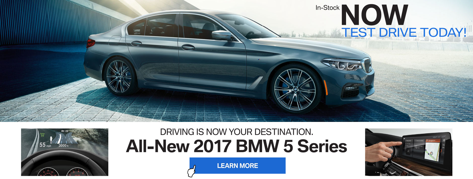 The All-New 2017 5 Series