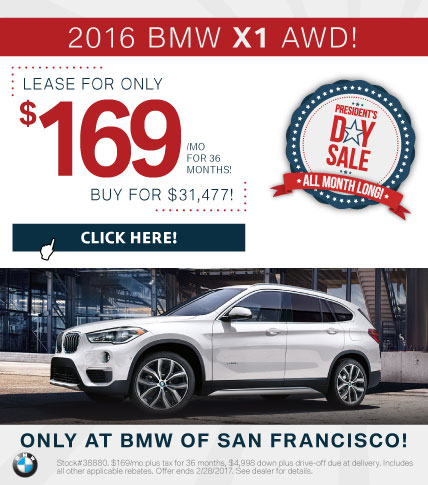 X1 Lease Offer