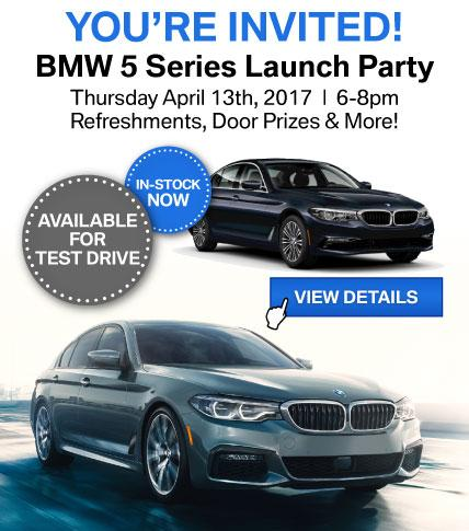 5 Series Launch Party