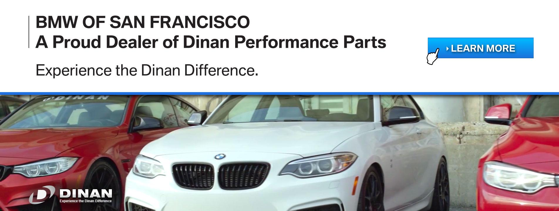 Experience the Dinan Difference
