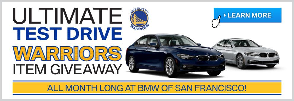 Ultimate Test Drive Warriors Giveaway