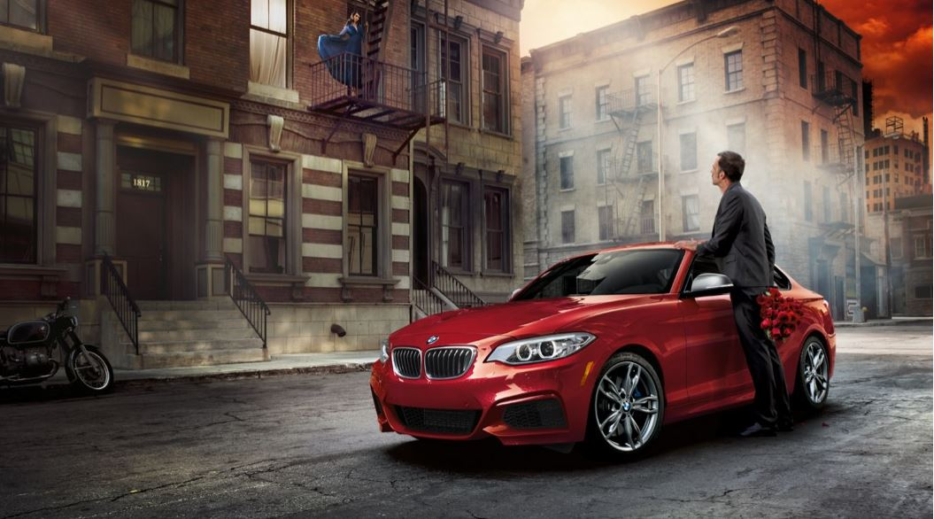San Francisco BMW 2 Series