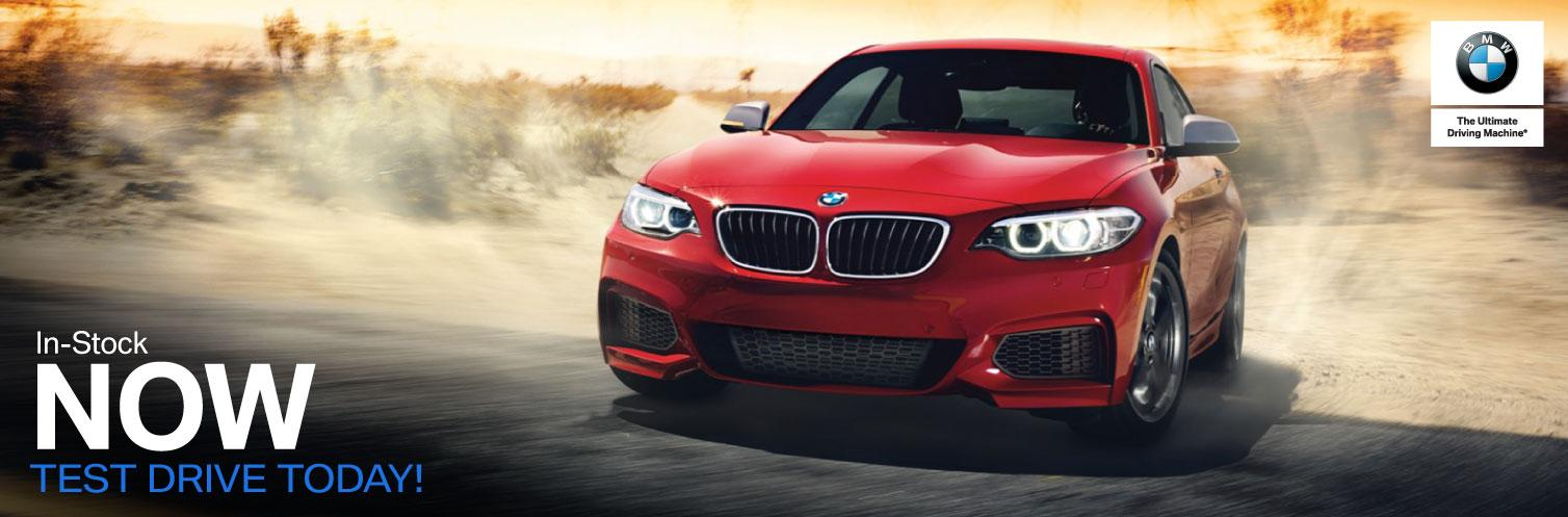 New 2017 BMW 2 Series