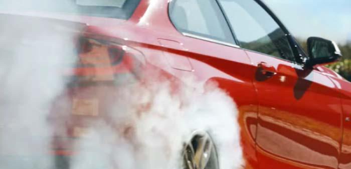 BMW 2 Series Dynamic Stability Control photo