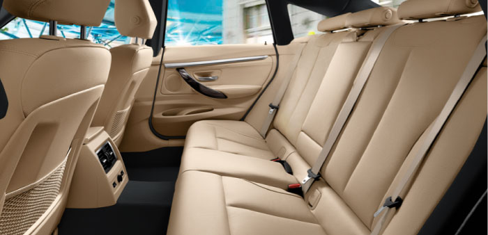 BMW 3 Series Gran Turismo Spacious Interior