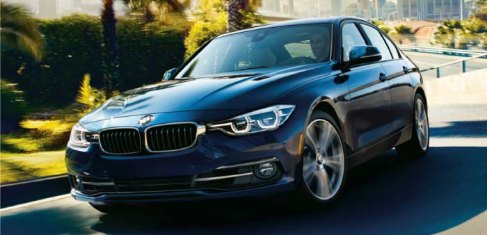 BMW 3 Series Sporting Agility