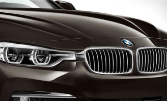 BMW 3 Series Luxury Package