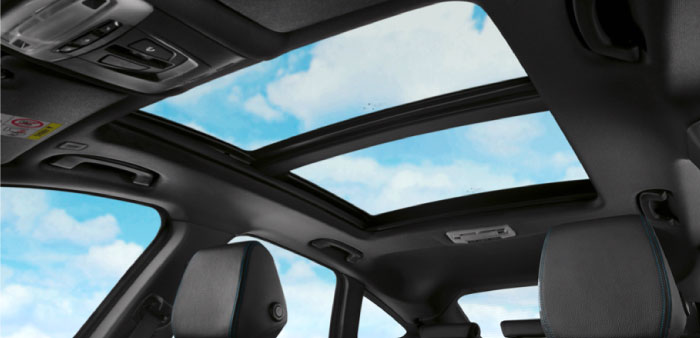 BMW 3 Series Panoramic Sunroof
